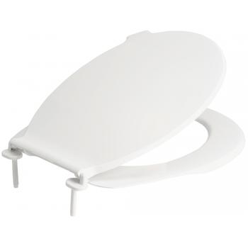 Toilet Seat Contract White Elf Lite