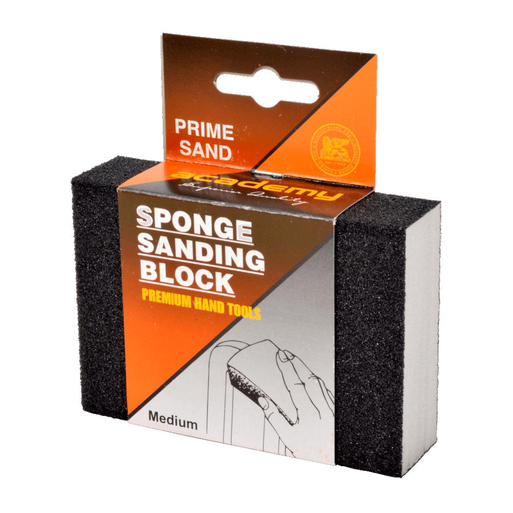 Sponge Sanding Block Medium