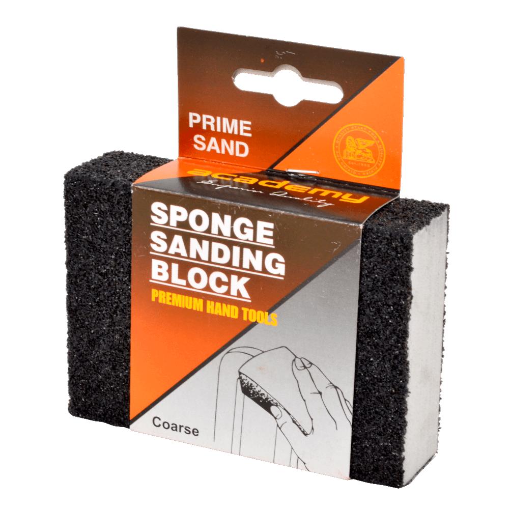 Sponge Sanding Block Coarse