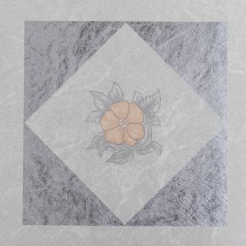 Pvc Flooring With Pattern Design