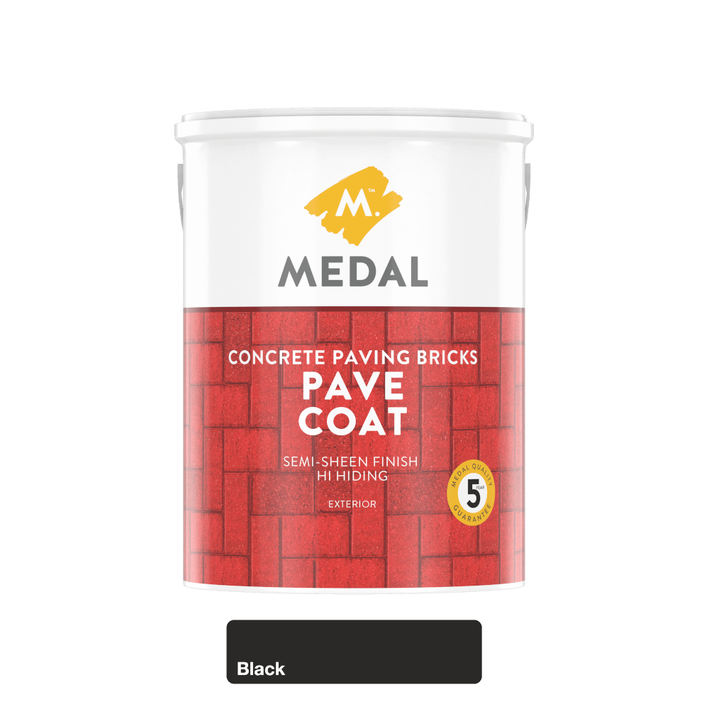Medal Pave Coat Black 5l
