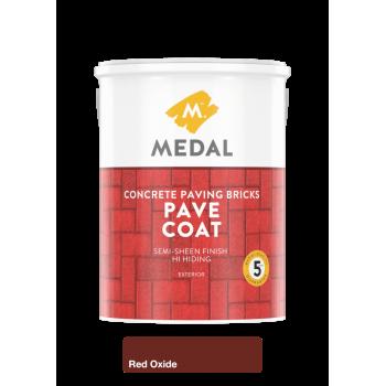 Medal Pave Coat Red Oxide 5l