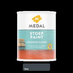 Medal Stoep Paint Grey 1l