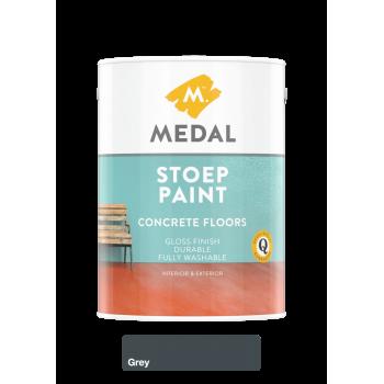 Medal Stoep Paint Grey 5l