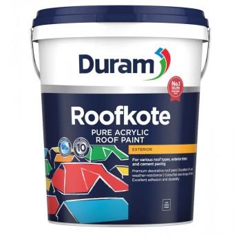Duram Roofkote Black 20l