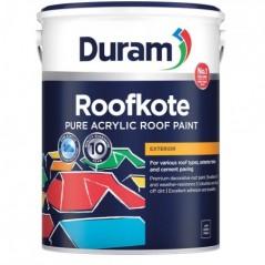 Duram Roofkote Black 5l