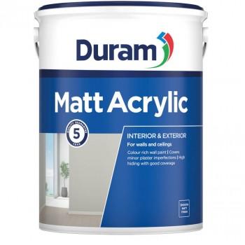Duram Matt Acrylic Sandstorm 5l