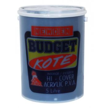 Newden Budgetkote Pva Black 5l