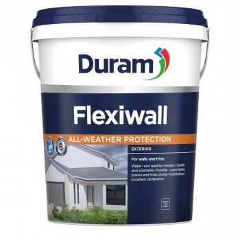Duram Flexiwall White 20l