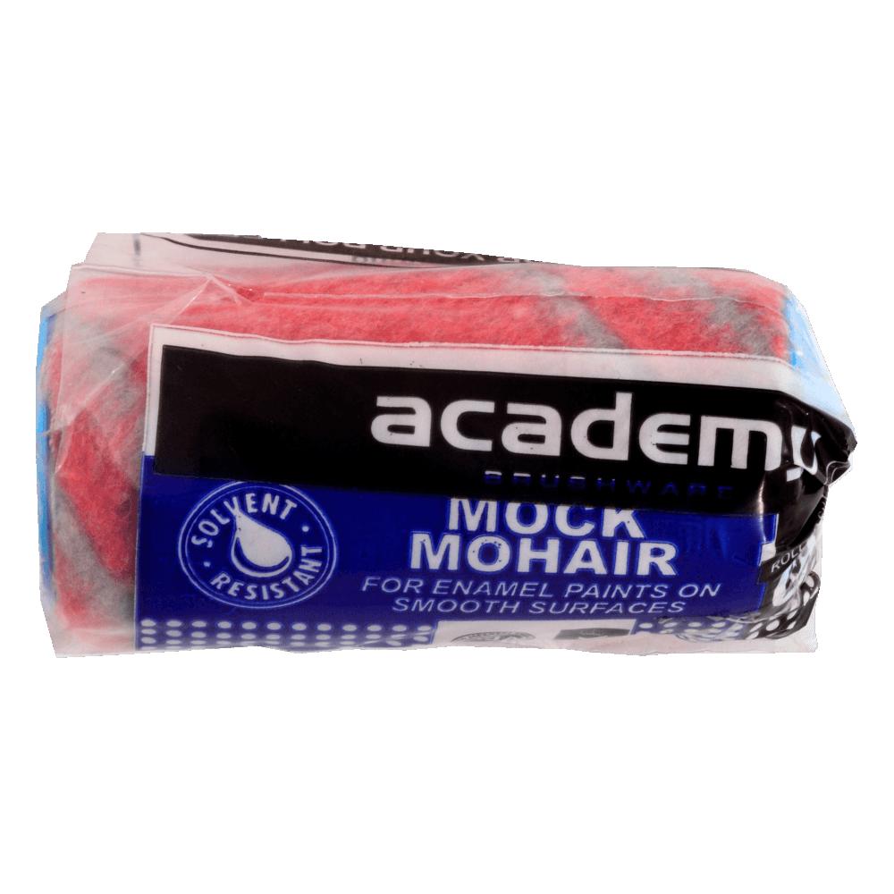 Paint Roller Refill Pink Mohair 100mm