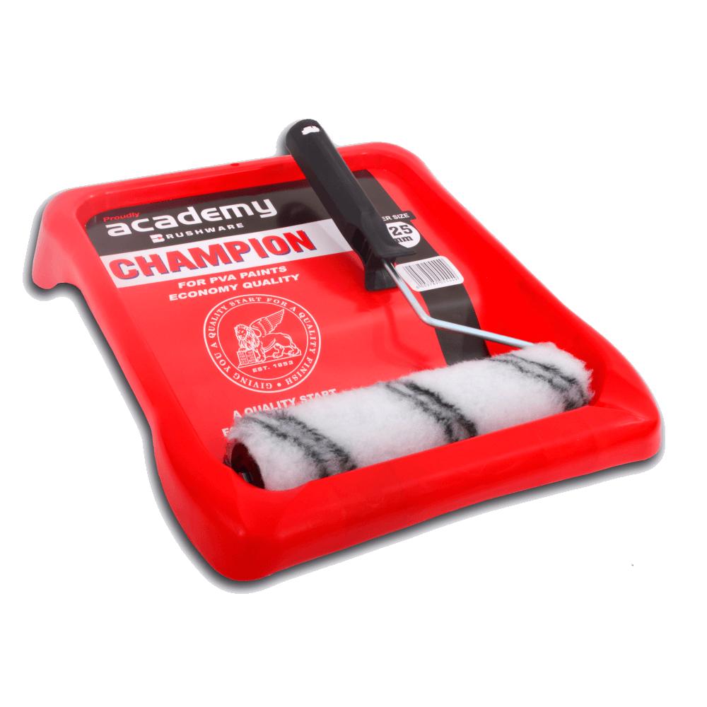 Champion Roller Tray Set