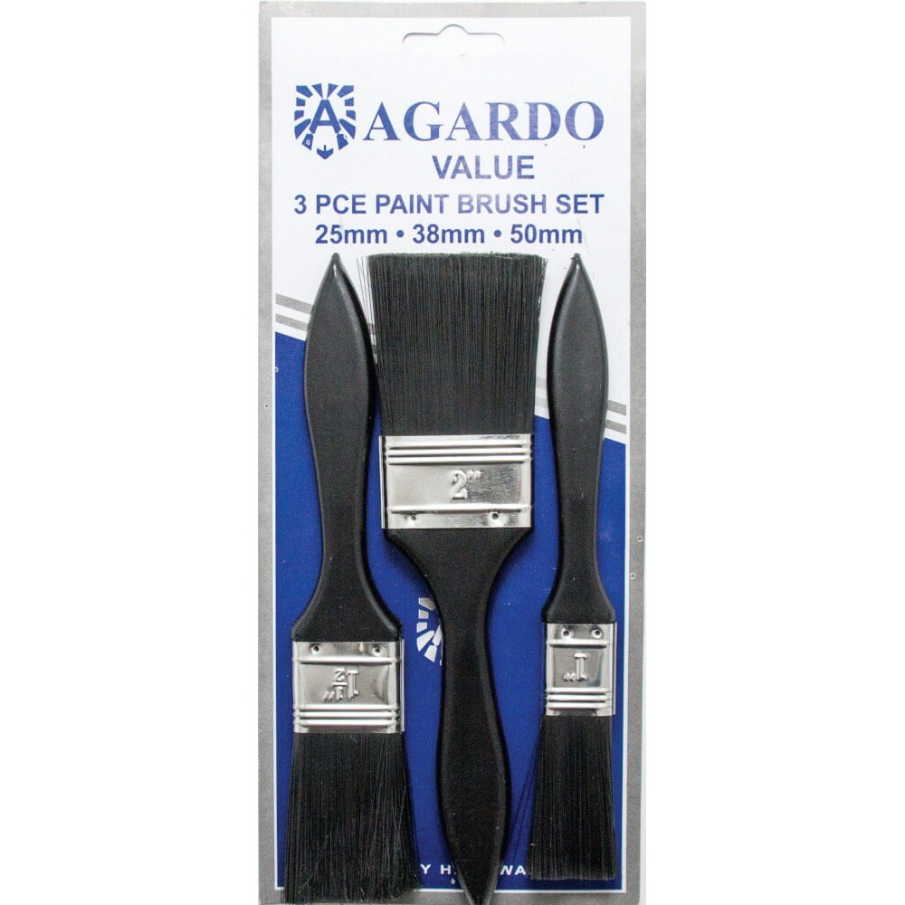 Araf Paint Brush Set 3piece