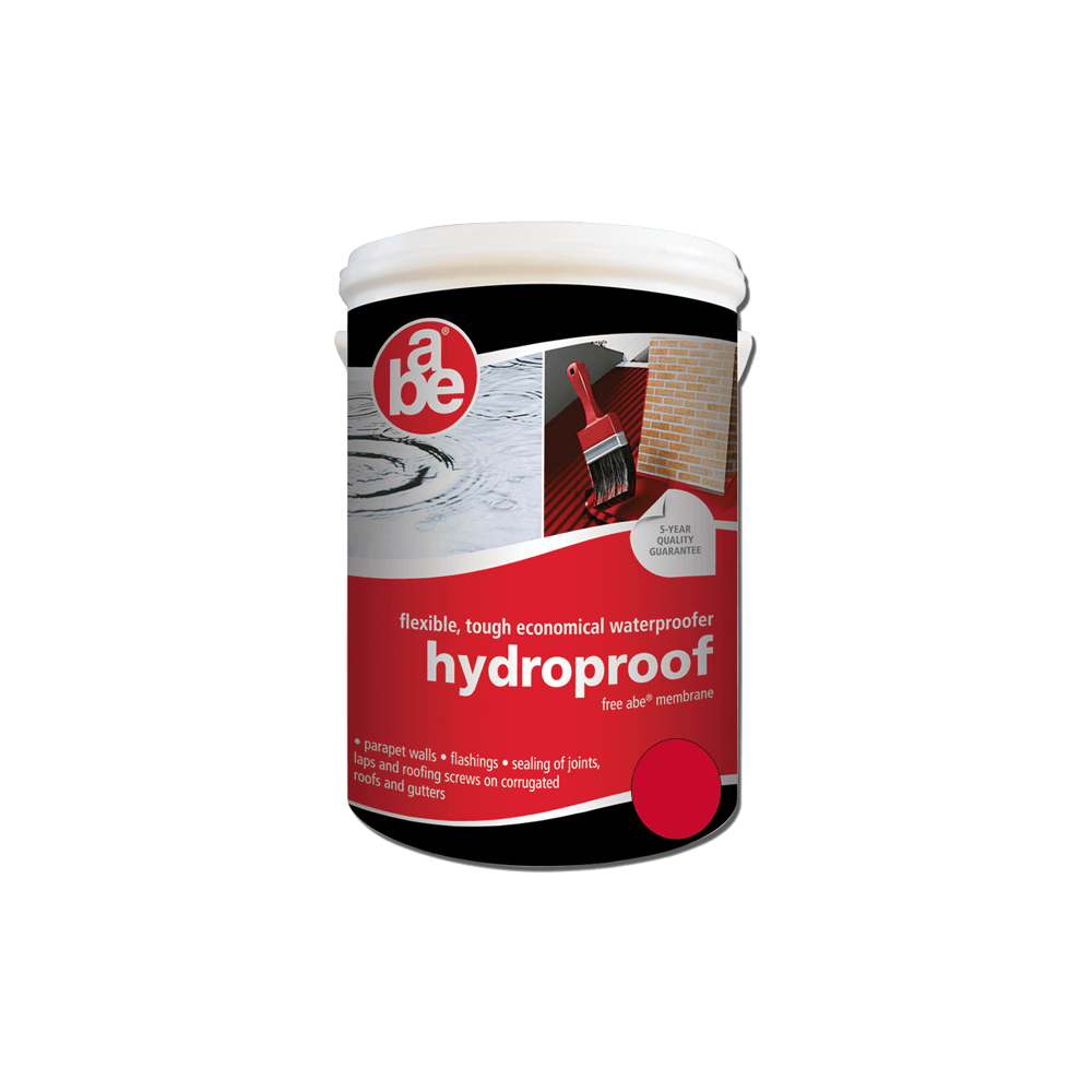 Abe Hydroproof Red 5l & Free Mesh
