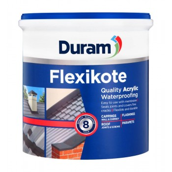 Duram Flexikote Charcoal 1l