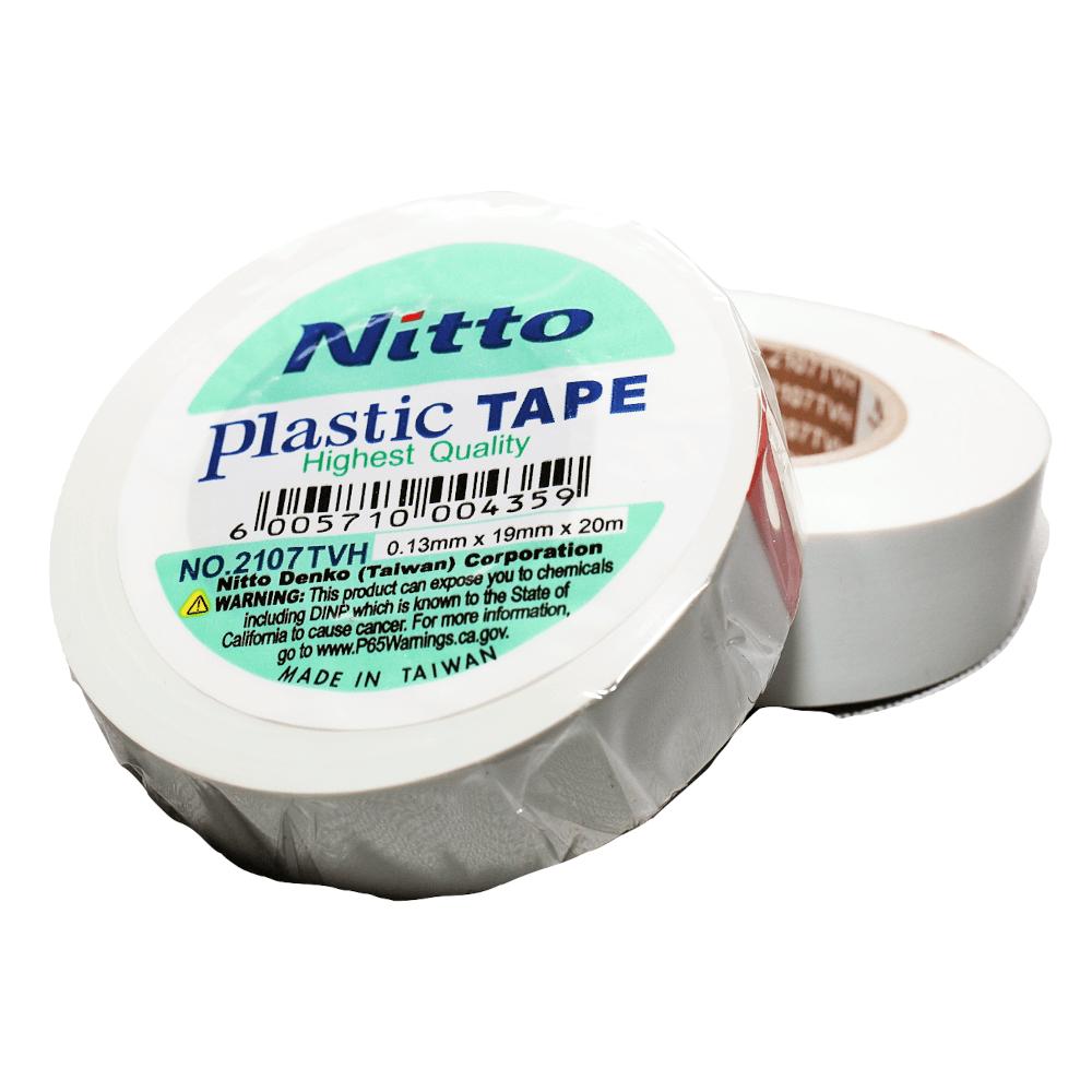 Insulation Tape Nitto White