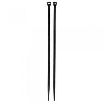 Eureka Cable Tie Black 200mm X 4.8mm Quantity:100
