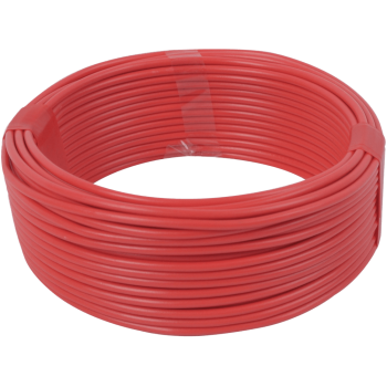 Housewire Sabs Red 2.5mm/100m Roll