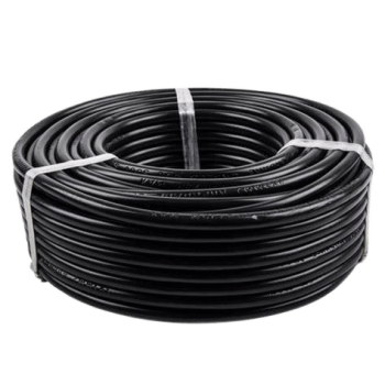 Housewire Sabs Black 2.5mm/100m Roll
