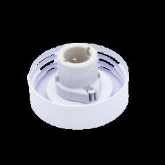 Gallery Lamp Holder Bc Fibreglass 8 Inch