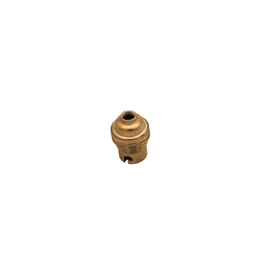 Lamp Holder Brass Bc 10mm