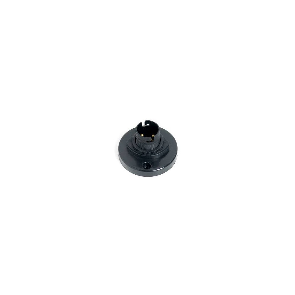 Batten Holder Bc 50mm Black