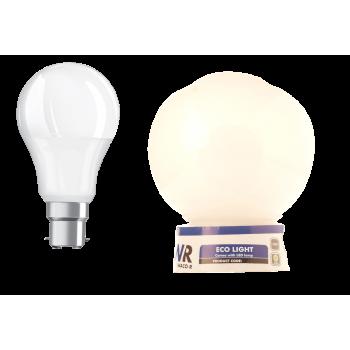 Clear Budget Light Incl A60 Led Globe