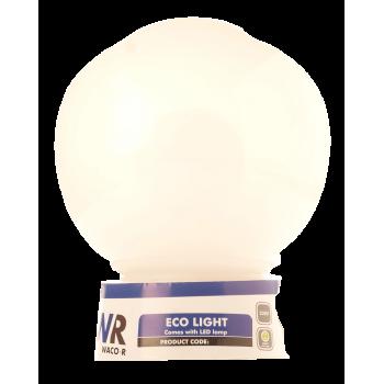 Budgetlight With Energysaver Globe 160mm