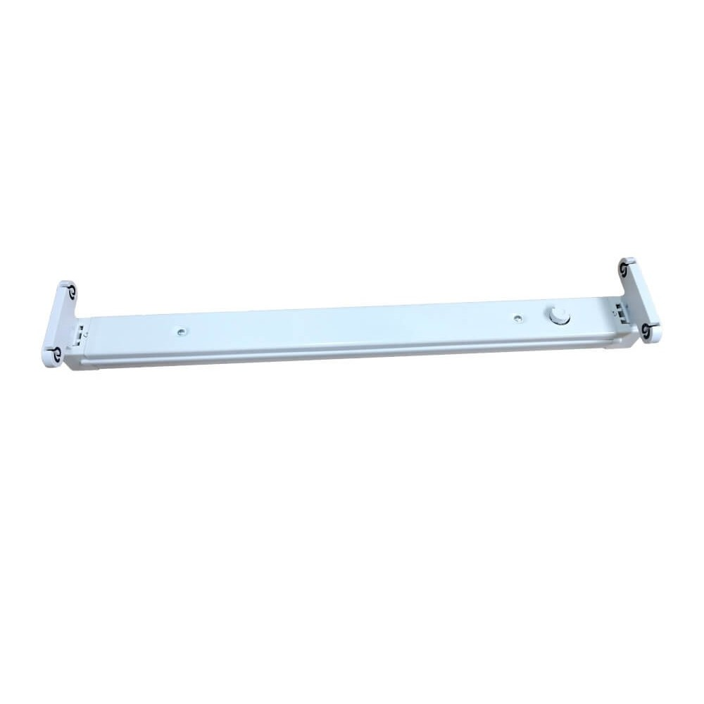 Fluorescent Fitting 4 Ft Double