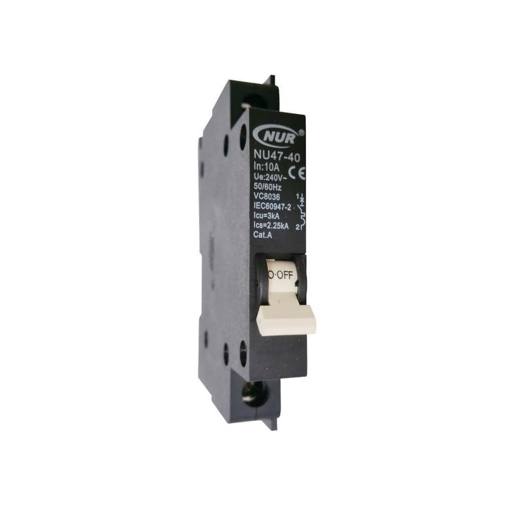 Circuit Breaker Mini Rail 10a