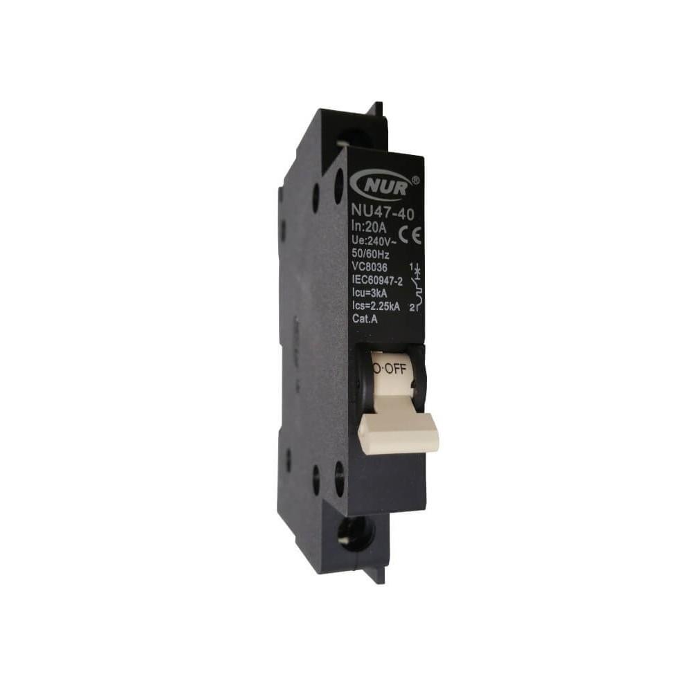 Circuit Breaker Mini Rail 20a