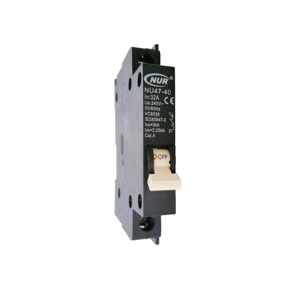 Circuit Breaker Mini Rail 32a