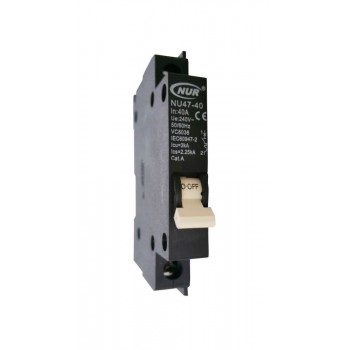 Circuit Breaker Mini Rail 40a