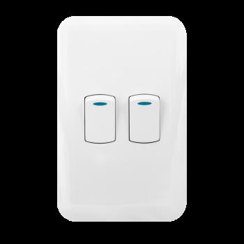 Waco Premium Switch 2lev 1way