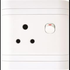 Switch Plug Single