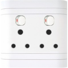 Switch Plug Double
