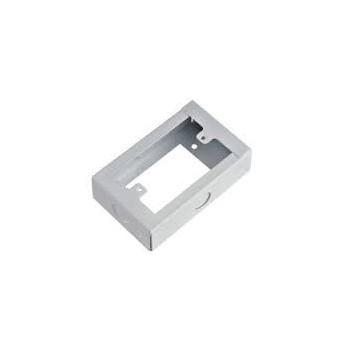 Extension Box Metal White 50mm X 100mm