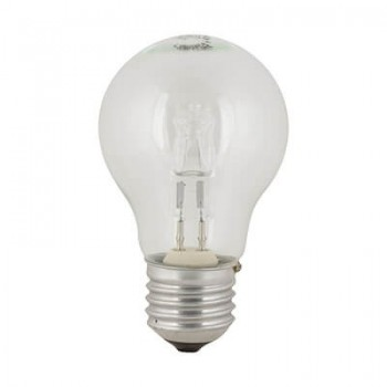 Halogen Gls Eco E27 70w Clear Blister
