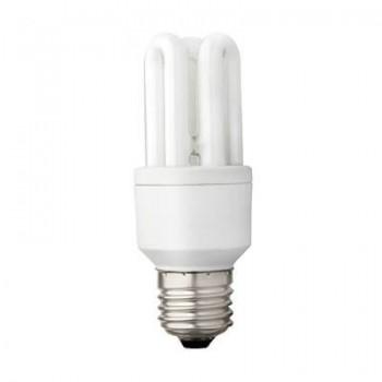Fluorescent Cfl 3u Mini E27 11w Cool White