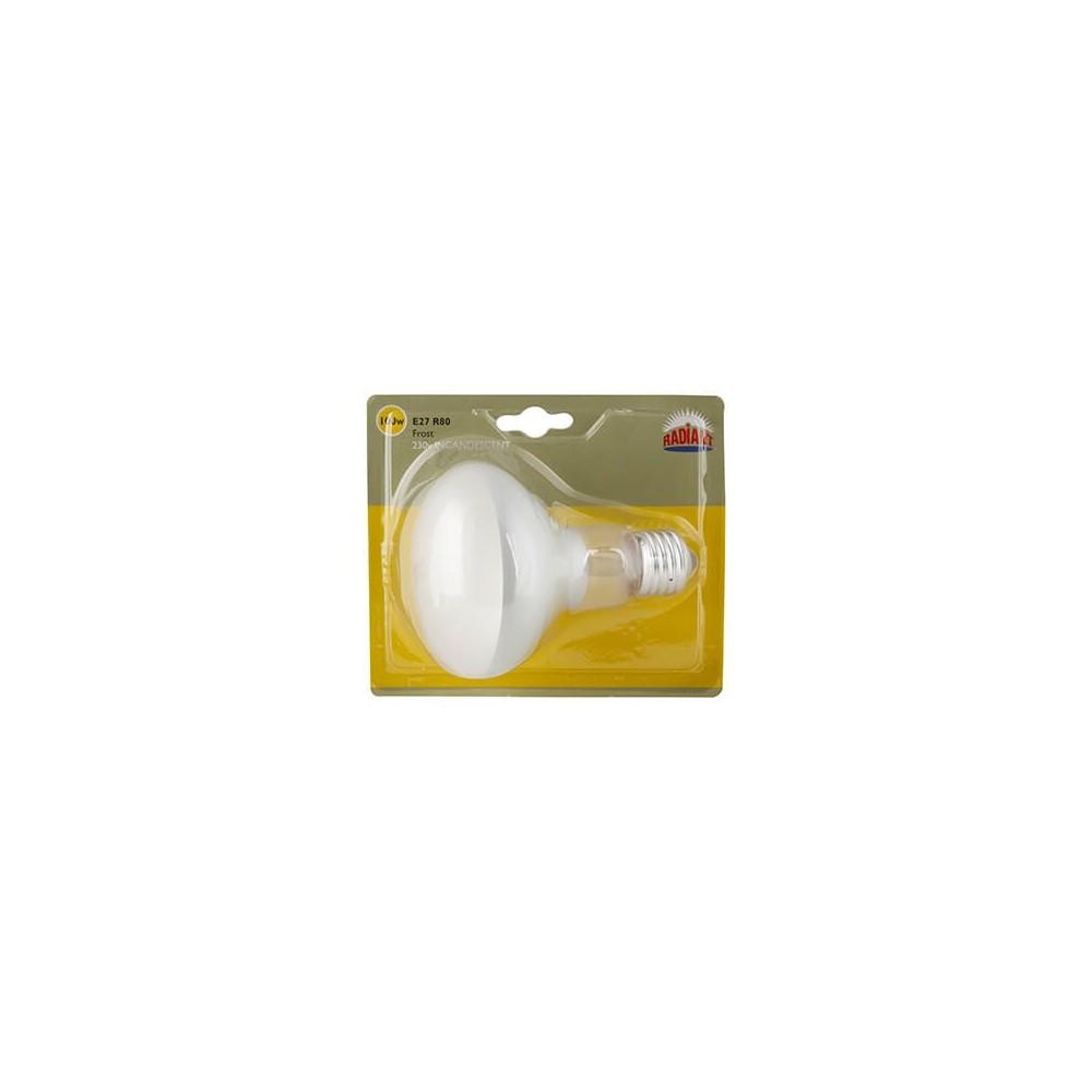Reflector R80 E27 100w