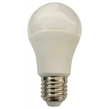 Led A60 E27 7w 5000k Frosted