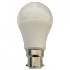 Led A60 B22 7w 5000k Frosted