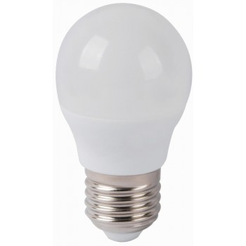 Led Golf Ball E27 6w 5000k Frosted