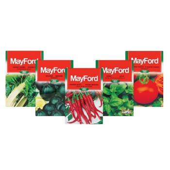 Vegetable Seed Hanging Pack Mayford