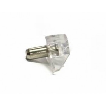 Clear Safety Studs (20 Pack)