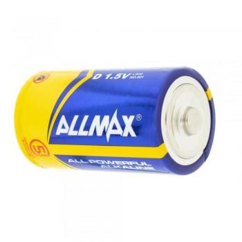 Allmax Batteries D Quantity:2