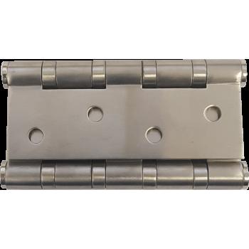 Stainless Steel Ball Bearing Hinge 100x75x2 Mm