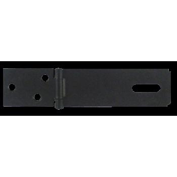 114 Mm Hasp & Staple Galvanised With Screws