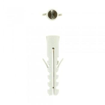 Eureka Wall Plug Nylon 8x40mm Quantity:10