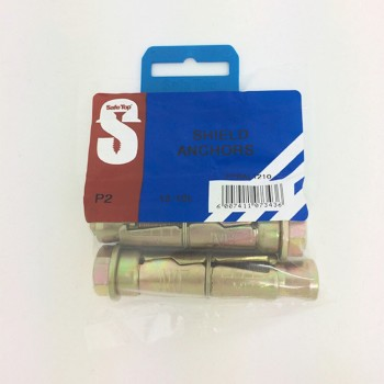 Pre Pack Shield Anchors 12-10l Quantity:2
