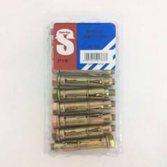 Value Pack Shield Anchors 10-10l Quantity:10